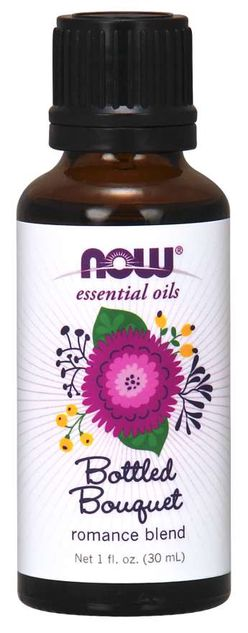 NOW® Foods NOW Essential Oil, Bottled Bouquet Oil Blend (éterický olej směs květů), 30 ml