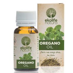 Ekolife Natura - Oil of Origanum (esenciálny olej z oregana),  10 ml