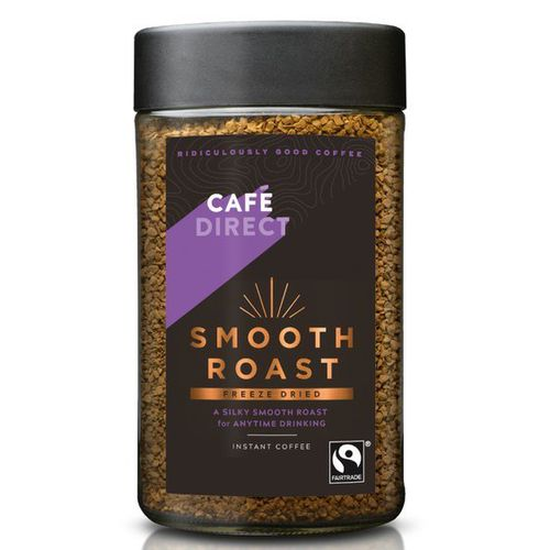 Cafédirect - Smooth Roast instantná káva, 100 g