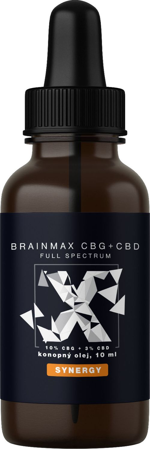 BrainMax CéBéGé & CéBéDé synergy 10%, 10 ml
