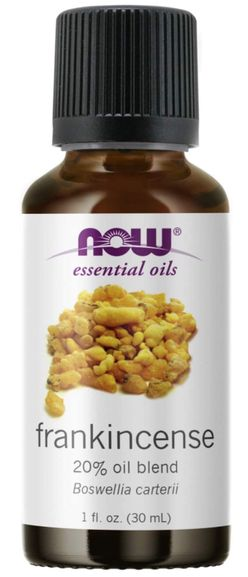NOW® Foods NOW Essential Oil, Frankincense oil (éterický olej - kadidlo), 30 ml