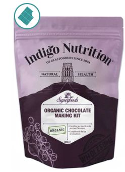 Indigo Herbs Chocolate Making Kit - set na výrobu čokolády 300 g