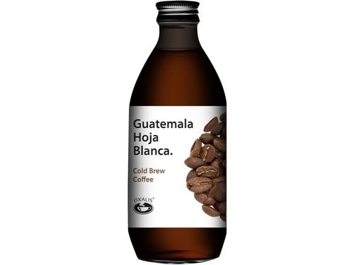 Oxalis Guatemala Hoja Blanca - Cold Brew Coffee, 250 ml