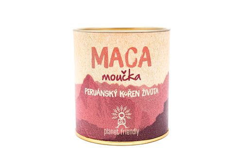 Planet Friendly Maca, 125 g
