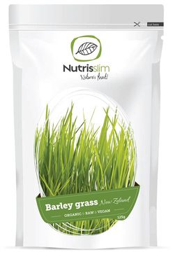 Nutrisslim Barley Grass Powder (New Zealand) 125g Bio
