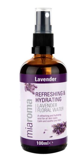 Holland & Barrett Holland&Barrett Miaroma Lavender Floral Water (Levandulová voda), 100 ml