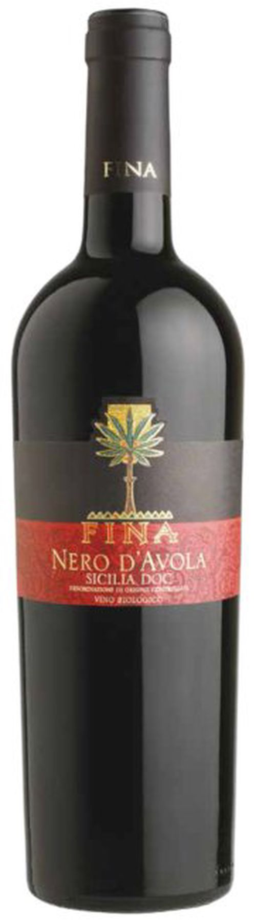 Cantine Fina - Nero d´Avola IGT 2017