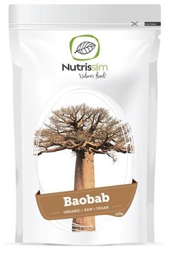 Nutrisslim Baobab Fruit Powder 125g Bio
