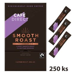 Cafédirect - Smooth Roast instantná káva, 250 x 1.5 g