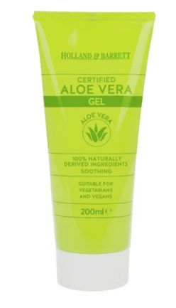 Holland & Barrett Holland&Barrett Aloe vera Gel, 200 ml