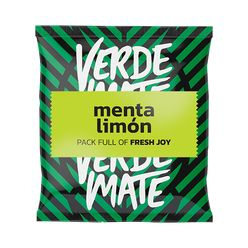 Verde Mate Green Menta Limon 50g