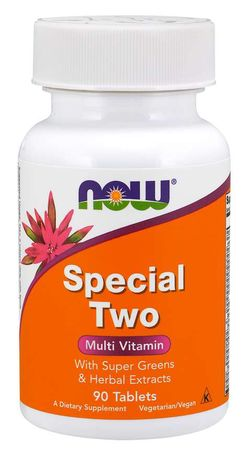NOW® Foods NOW Special Two, Multivitamín 90 tablets